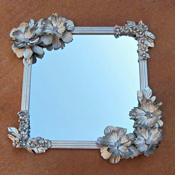 Как своими руками сделать раму для зеркала