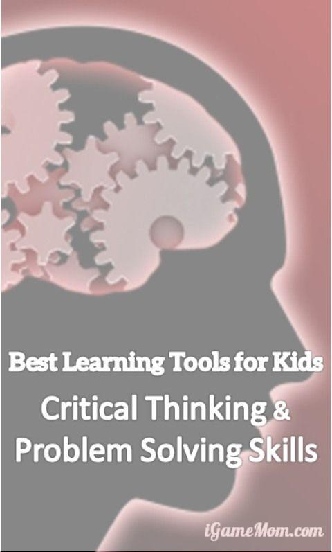 tools of critical thinking On this page, you can learn 56 skills that help you make better decisions these range from techniques for setting the scene for effective decision making, through tools that help you choose between different options, to skills for deciding whether to run a project or not you can also learn how to.